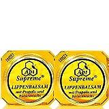 ApiSupreme® Lippenbalsam Propolis Vertrieb: Naturprodukte-MV® Lippen Balsam Pflege Balm Api