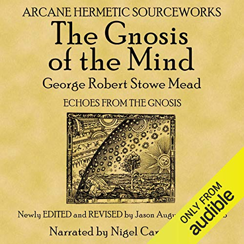 The Gnosis of the Mind audiobook cover art
