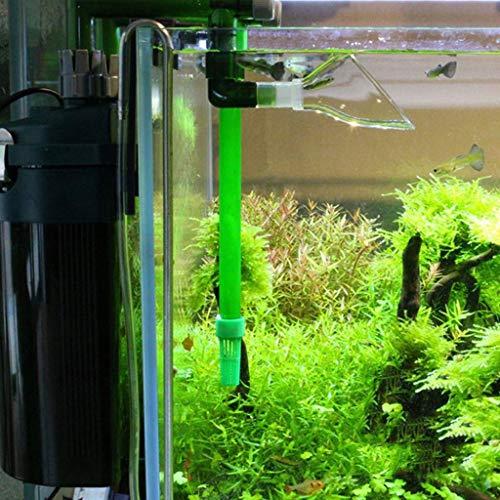 HomeDecTime 3 Teile/Satz Lily Pipe Natural Flow Outlet 12 / 16mm 16 / 22mm Passt Für Aquarium