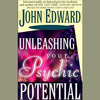 Unleashing Your Psychic Potential audiobook cover art