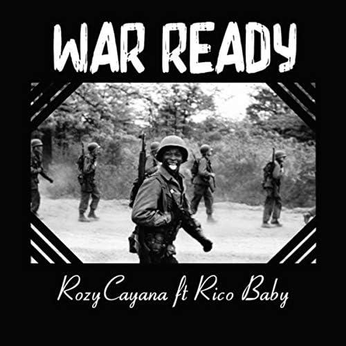 Rozycayana feat. RicoBaby
