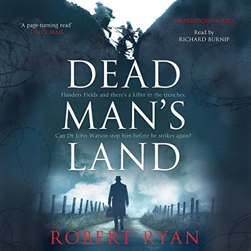 Dead Man's Land audiobook cover art