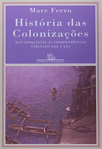 História das colonizações