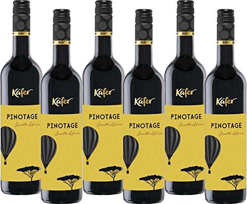 Feinkost Käfer Pinotage (6 x 0.75 l)