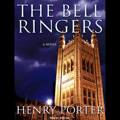 The Bell Ringers audiobook cover art
