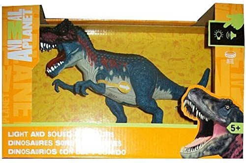 perfecto Animal Planet Planet Planet Light and Sound Dinosaur - T-Rex by Animal Planet  calidad oficial