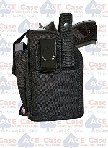 Ace Case Beretta Px4 Storm, 92, 96 w/Attached Laser HolsterMADE in The U.S.A.