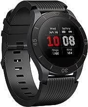 Reloj Inteligente Bluetooth Smartwatch Deportivo Pulsera Inteligente con Monitor de Ritmo Cardíaco/Sueño/Presión Sanguínea Podómetro Rastreador de Fitness Notificación de Mensaje para Android y iOS