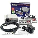 Family Game classic Mini Consola controladores duales - con 600 Juegos...