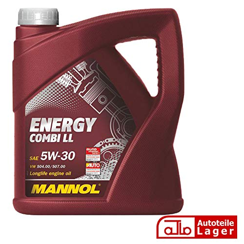 Mannol Energy Combi LL 5W-30 Longlife Motorenöl - 5 Liter
