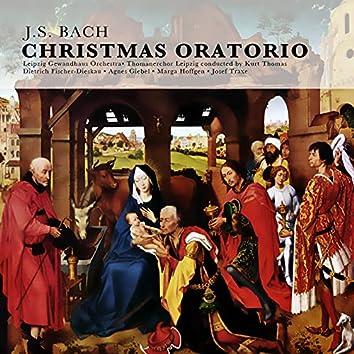 J.S. Bach: Christmas Oratorio (Remastered)