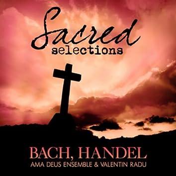 Bach and Handel: Sacred Selections