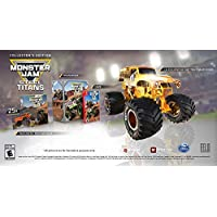 Monster Jam Steel Titans Collector Edition for Nintendo Switch by THQ Nordic