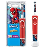 Oral-B Kids - Cepillo eléctrico Spider-Man