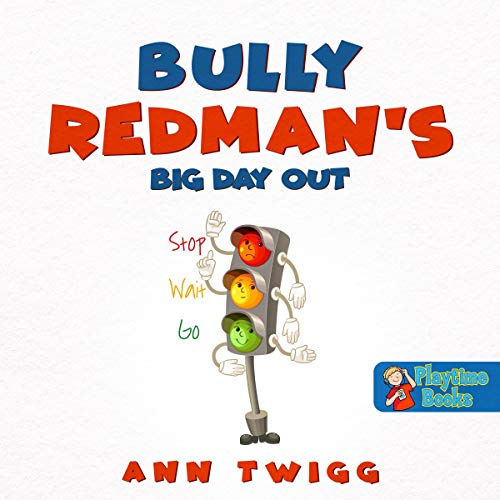 Bully Redman's Big Day Out cover art