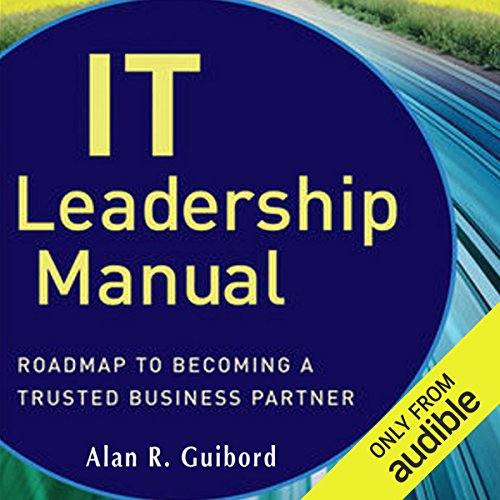 IT Leadership Manual audiobook cover art