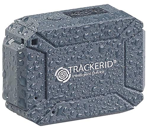 TrackerID Peilsender: WLAN, GPS & GSM-Tracker, Live-Tracking-App, Gegensprech-Funktion, IP67 (GPS Sender)