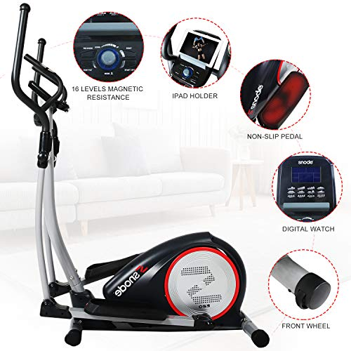 Snode Elliptical Machine
