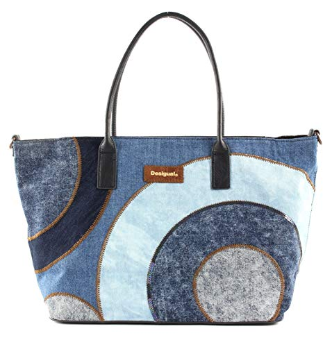 Desigual Jeans Gravity Holbox Shopping Bag