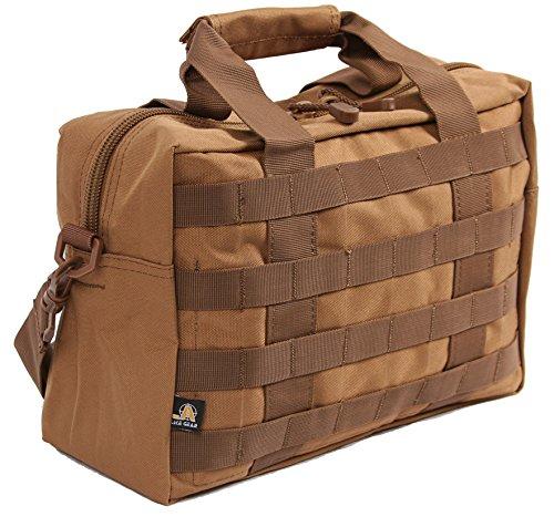 LA Police Gear Molle Gear Bag, Bug Out, Utility, Range-Coyote