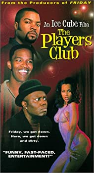 The Players Club [VHS]