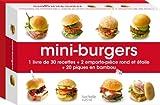 Coffret mini-burgers