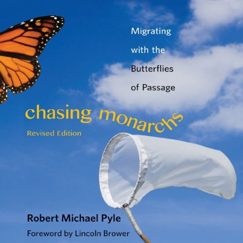 Chasing Monarchs audiobook cover art