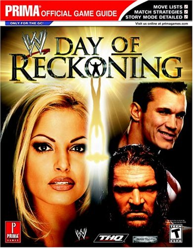 Wwe Day Of Reckoning: Prima Official Game Guide