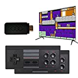SleepyCat Upgrade 818 Wireless Old Arcade Retro Video Game Console with 980+ Classic Video Game Consoles,4K HD Video Handheld Game Console, HDMI Connection, 8 bits