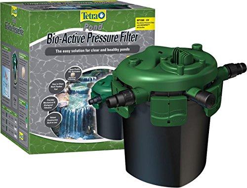 TetraPond Bio-Active Pressure Filter with UV Clarifier