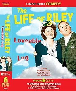 Life of Riley Loveable Lug (Old Time Radio)