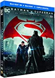 Batman V Superman: El Amanecer De La Justicia Blu-Ray 3d + Copia Digital [Blu-ray]