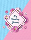 My Wedding Planner: ~ Wedding Reception Planning Journals and Notebooks with Timeline Pages and Budget Planner (Spring Edition)