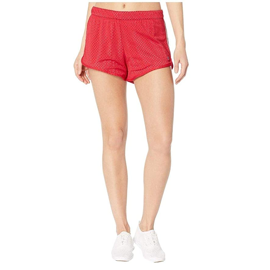 新しい意味チップ前奏曲(チャンピオン) Champion レディース ボトムス?パンツ ショートパンツ Reversible Mesh Shorts [並行輸入品]