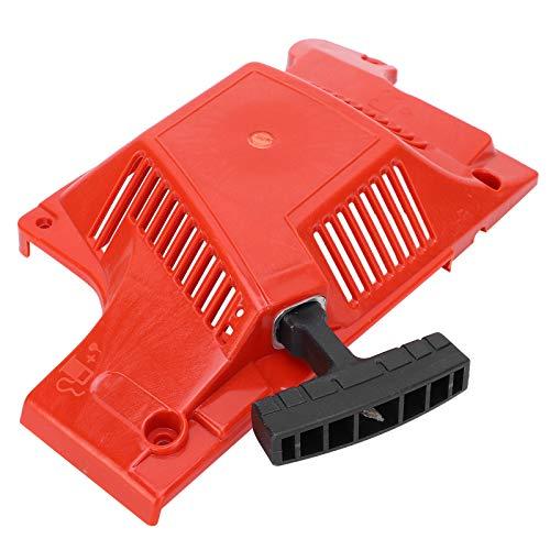 SALUTUYA Tirar del arrancador de césped Cortacésped de Retroceso Ensamblaje de Arranque Generador Piezas de Motosierra Reemplazo de la máquina para Accesorios H51
