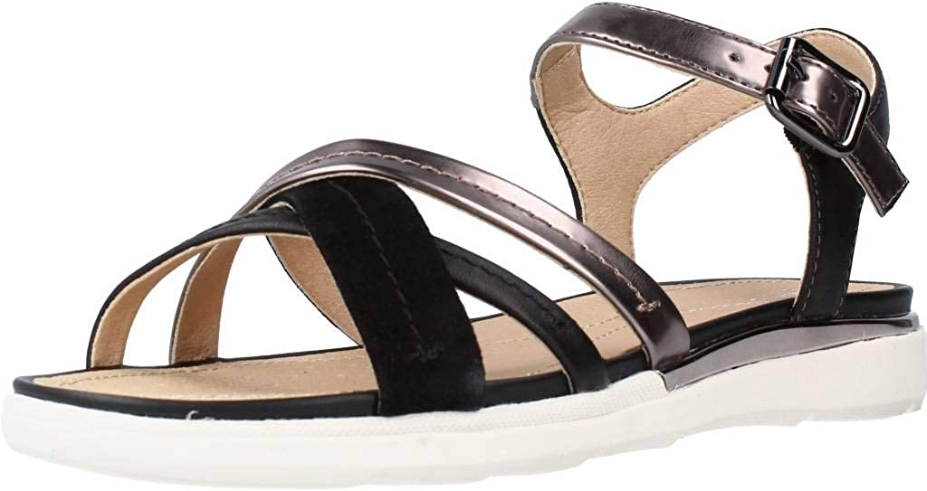Geox Women's Ankle Strap Sandals