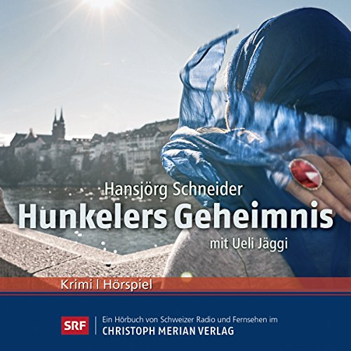 Hunkelers Geheimnis audiobook cover art