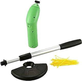 Jiamins - Cortacésped eléctrico inalámbrico profesional para el hogar, jardín, color en caja, GR
