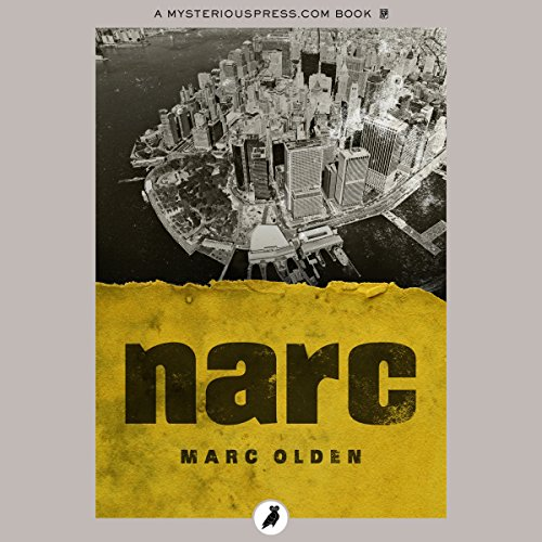 Narc audiobook cover art