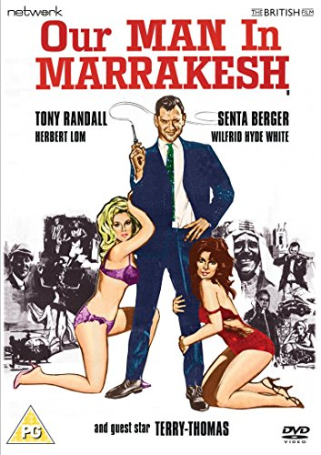 Our Man in Marrakesh [DVD] [UK Import]