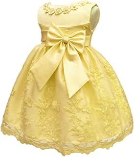 yellow colour dress for baby girl