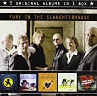 5 Original Albums by FURY IN THE SLAUGHTERHOUSE (2013-05-03)