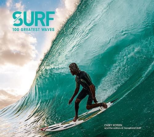 Surf: 100 Greatest Waves (English Edition)