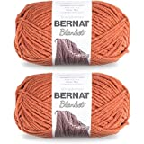 Bernat Blanket Big Ball Yarn (2-Pack) Pumpkin Spice 161110-10630