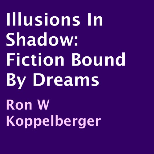 Illusions in Shadow audiobook cover art