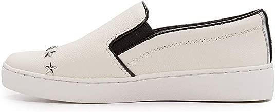 MICHAEL Michael Kors Women's Keaton Star Studded Platform Slip On Sneakers