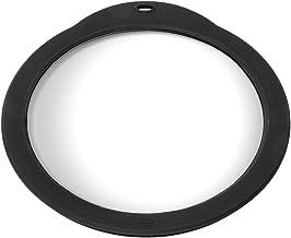 Rosle - Tapa universal para cuenco de cristal, 15,7 cm, transparente