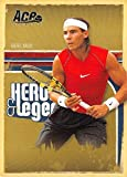Rafael Nadal tennis trading card (Spain) 2006 Ace Authentic #65