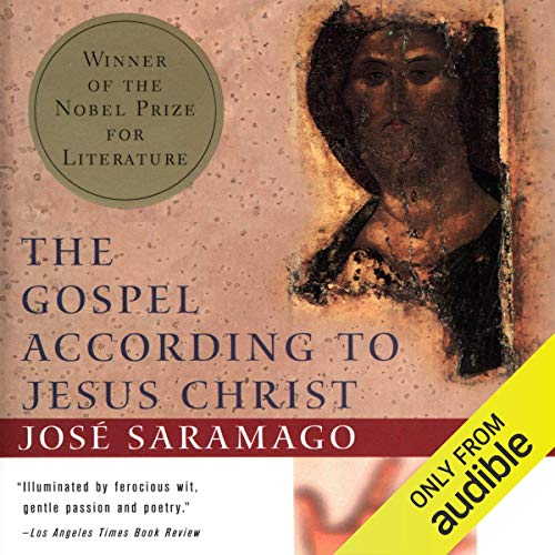 Couverture de The Gospel According to Jesus Christ