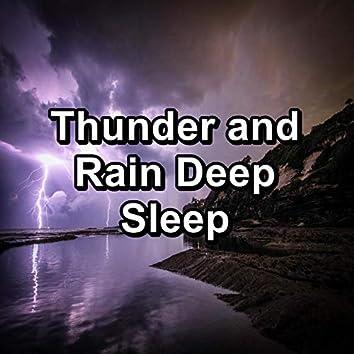 Thunder and Rain Deep Sleep